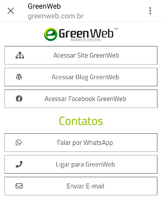 Links GreenWeb